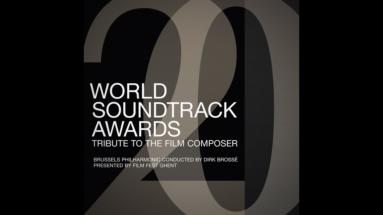 Film Fest Ghent honours film composers with album 'World Soundtrack Awards: Tribute to the Film Composer'