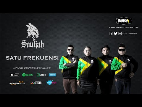 SOULJAH - Satu Frekuensi (Official Audio)