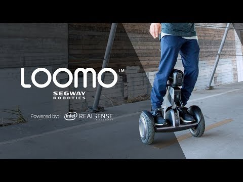 2020 Segway Robot Loomo in Oakdale, New York - Video 3