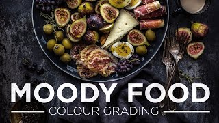 Give Your Food Images a Moody Look – PHOTOSHOP TUTORIAL