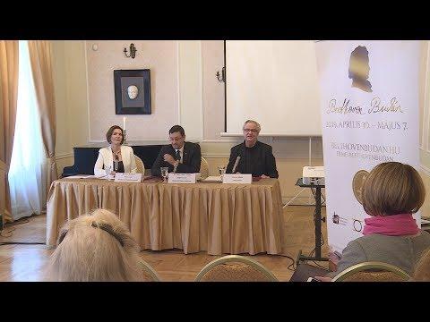 Beethoven Budán 2019 - zeneszerzőverseny eredményhirdetés - video preview image