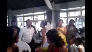 Haile&Addishiwot's Ethiopian, First Wedding Dance!the Craziest Couples Ever!!!!