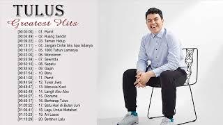 TULUS Full Album 2018    LAGU POP INDONESIA Terbaru & Terpopuler