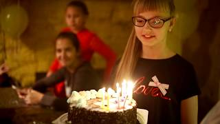 Детский день рождения в квесте