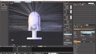 Creating Chain Mail in Blender