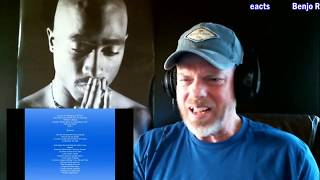 TUPAC - HOLD YA HEAD - MUSIC REACTION! 2PAC WILL ALWAYS HOLD A PLACE IN MY HEART! ❤️🔥
