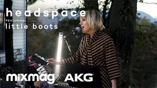 Little Boots - Live @ Allaire Studios, HEADSPACE by AKG and Mixmag 2018