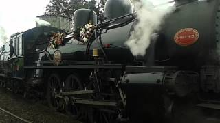 preview picture of video 'AB 608 Passchendaele Pukeoware Station'