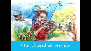 Our Cherished Friends: An Example from the New Teaching Materials for the Pre-Twinkle Violinist