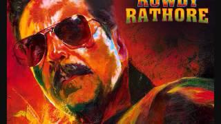 Rowdy Rathore - Chinta Ta Ta Chitta Chitta (Dj Umraz Mix)