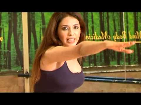 Sheena 'Mallika' Naiyar gives fitness tips