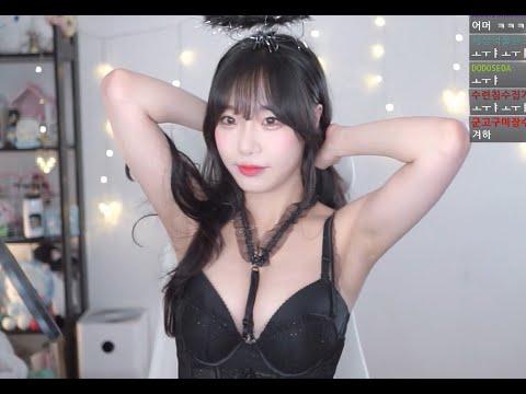 [韓國]主播雙手舉高誘惑力十足