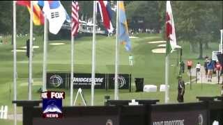 Bridgestone Invitational at Firestone Country Club Coverage Day 1