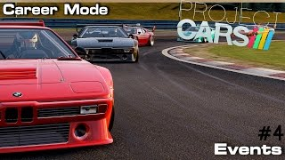 Project CARS - Career Mode - M1 Procar Event (#4)