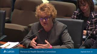Pension & Health Benefits Committee - Part 2   February 13, 2018
