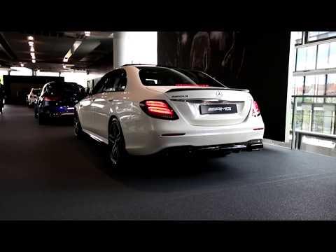 2018 Mercedes-AMG E 63S 4MATIC+ (W213) Exterieur, Interieur + Sound