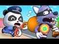 Little Cop KIKI | Police Cartoon, Firefighter Song, Sick Song | Kids Songs | Kids Cartoon | BabyBus