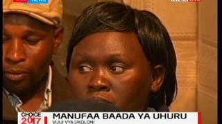 Manufaa kwa vijiji vya ukoloni miaka hamsini na nne baada ya Uhuru: Kinyanganyiro 2017 pt 2