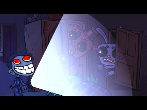Five Nights at Freddy's Trollface Quest Video Games (FNAF & more) | FNAF Fan games | IULITM