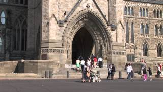 preview picture of video 'Ottawa, Parliament Hill - Canada HD Travel Channel'