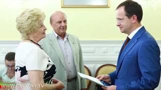 Чеченский писатель Канта Ибрагимов получил премию Пикуля