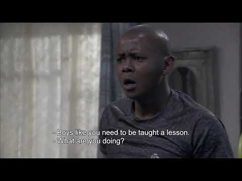 A FATAL FIGHT BETWEEN NOAH AND TBOSE FROM SKEEM SAAM WHERE TBOSE WAS STABBED AT THE END