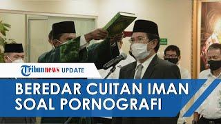 Beredar Cuitan soal 'Bokep Pemersatu Negeri' Iman Brotoseno, Tagar Boikot TVRI Trending di Twitter