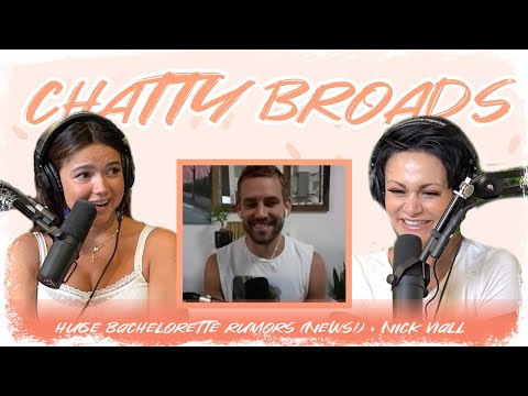 Huge Bachelorette Rumors (NEWS!) + Nick Viall + Mini Ali Fedotowsky Season Recap