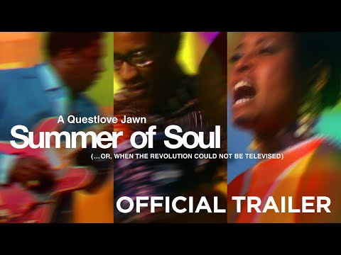 Youtube video still for Summer of Soul (...Or, When the Revolution Could Not Be Televised)