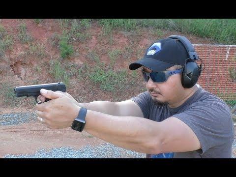 Colt 1903  32 Caliber ACP Hammerless Review - смотреть