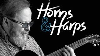 Canadian Guitarist and Songwriter Lee Palmer Releases New Album Horns & Harps on September 7, 20