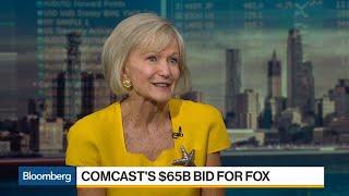 Comcast Cash vs. Disney Stock in Battle for Fox