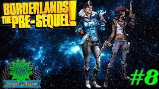 Borderlands: The Pre-Sequel - Совместное прохождение. Истинный искатель хранилища. Стрим #8