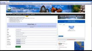 Climate Data Online Stasiun Klimatologi Kediri NTB  BMKG