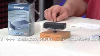 Somikon Kabellose HD-Überwachungskamera, USB-programmierbar DSC-36.hd