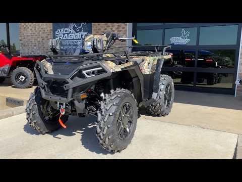 2020 Polaris Sportsman XP 1000 Hunter Edition in Marshall, Texas - Video 1