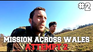 *watch with subtitles and on 1440p* Join me and Welsh Greg 6 miles into the hills of mid Wales as we attempt to be the first people to cross Wales in a completely straight line. Today was all about reaching the stash point. If we didn't, we were screwed. But with 8.5 miles of farmland in our way, it was by no means guaranteed. Today would turn out to be a day of human interaction, but how costly would those encounters be?  Support me on Patreon: https://www.patreon.com/geowizard Subscribe to the channel: https://www.youtube.com/channel/UCW5OrUZ4SeUYkUg1XqcjFYA?sub_confirmation=1
