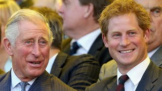 Details Revealed About Prince Charles & Harry's Relationship