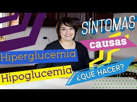 Papel glucagón y la insulina en el cuerpo