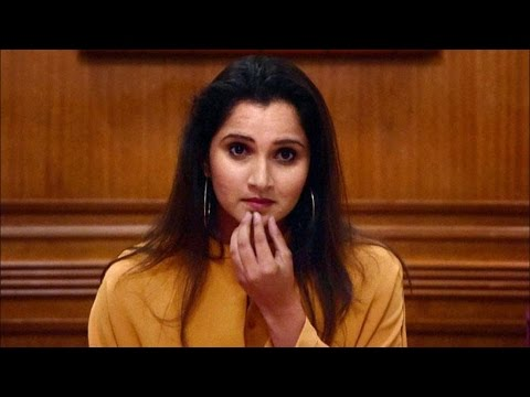 Sania Mirza Counters MP Government's Charges
