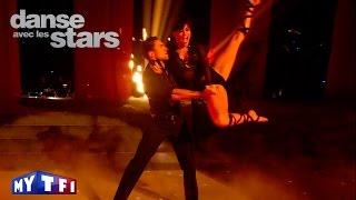 DALS S06 - Olivier Dion et Candice Pascal dansent un tango sur ''Toxic'' (Britney Spears)