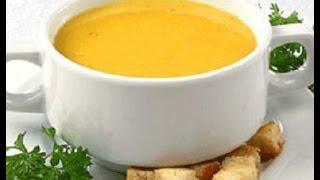 Невероятно вкусный тыквенный крем-суп или суп-пюре почти как у Джейми Оливера!