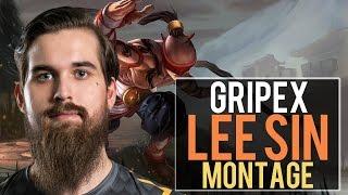 Gripex Lee Sin Montage | Best Lee Sin Plays [IRIOZVN]