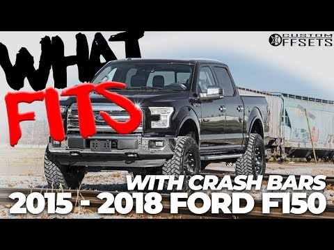 What Fits My 15-18 Ford F-150 - NO CRASH BAR MOD