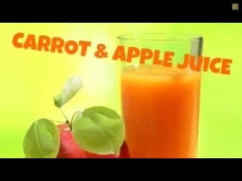Video Gerson Therapy: Carrot Apple Juice guide and tips