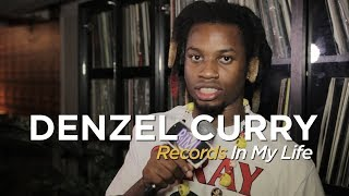 Denzel Curry  Records In My Life (2018 Interview)