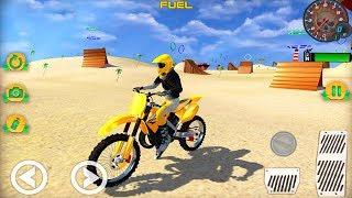 Motocross Beach Bike Stunt Racing #Dirt Motorbike Games #Free Download Games