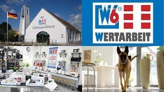 W6 Wertarbeit Nähmaschine N 3300 Exklusive Neuerungen 2015