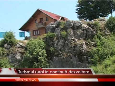 Turismul rural in continua dezvoltare