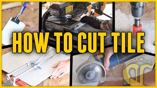 5 Ways To Cut Tile - Everything You Need To Know For Your First Tile Project